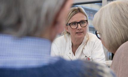 Sygeplejerske, Patientsamtale, Fagbevægelsens Hovedorganisation,