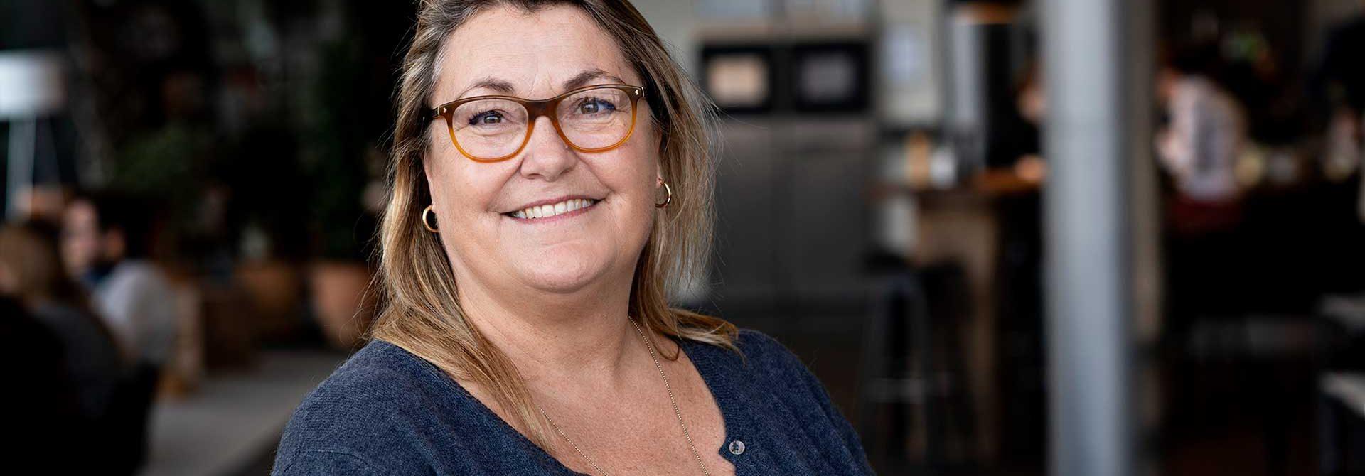 Nanna Højlund, Næstformand, Fagbevægelsens Hovedorganisation