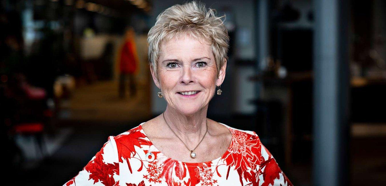 Lizette Risgaard, Formand for Fagbevægelsens Hovedorganisation