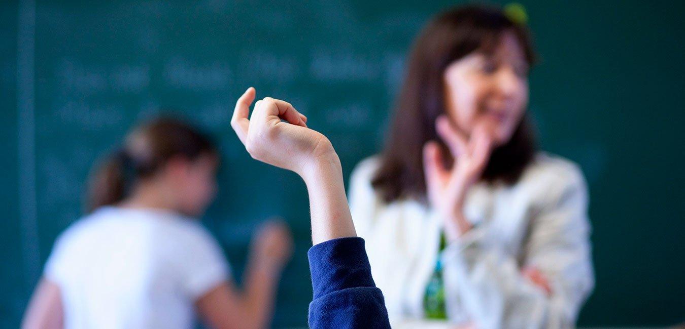 Uddannelse. I klasseværelset. Fagbevægelsens Hovedporganisation
