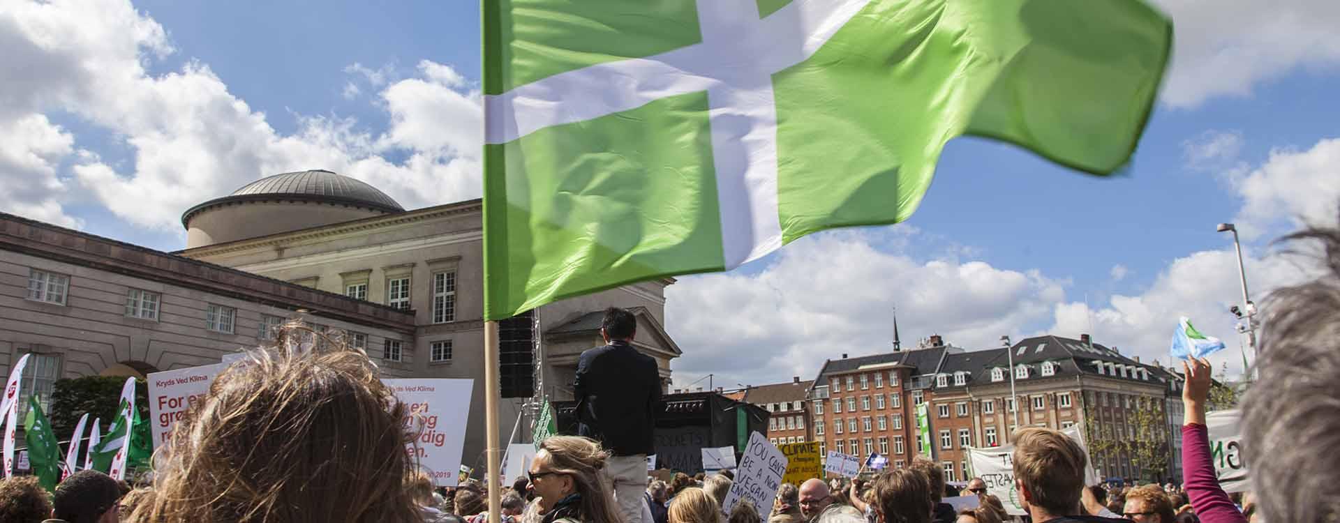 Klimakamp er klassekamp: Fagbevægelsens Hovedorganisation