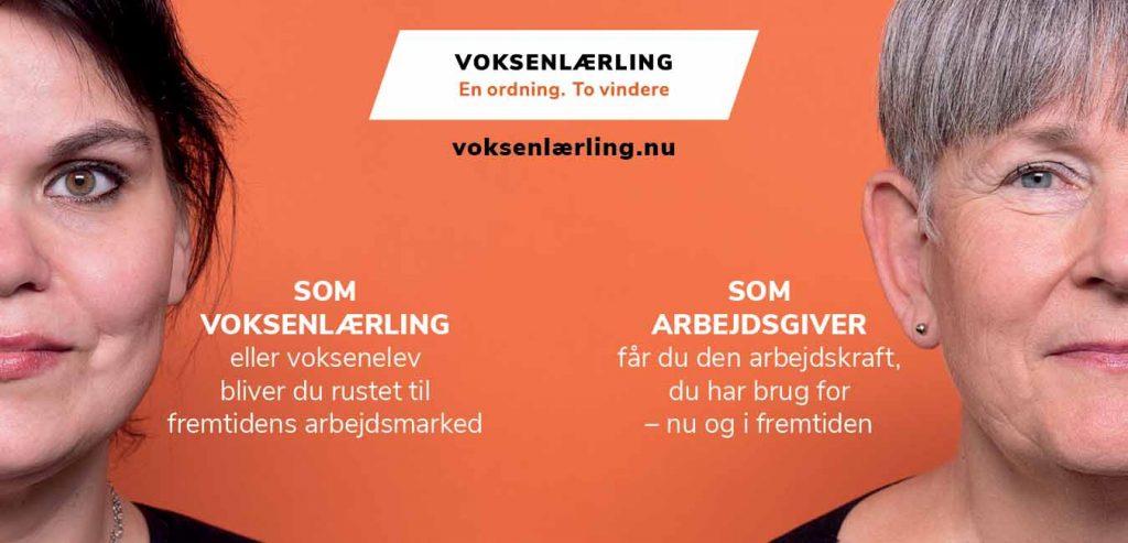 Voksenlærling : Fagbevægelsens Hovedorganisation