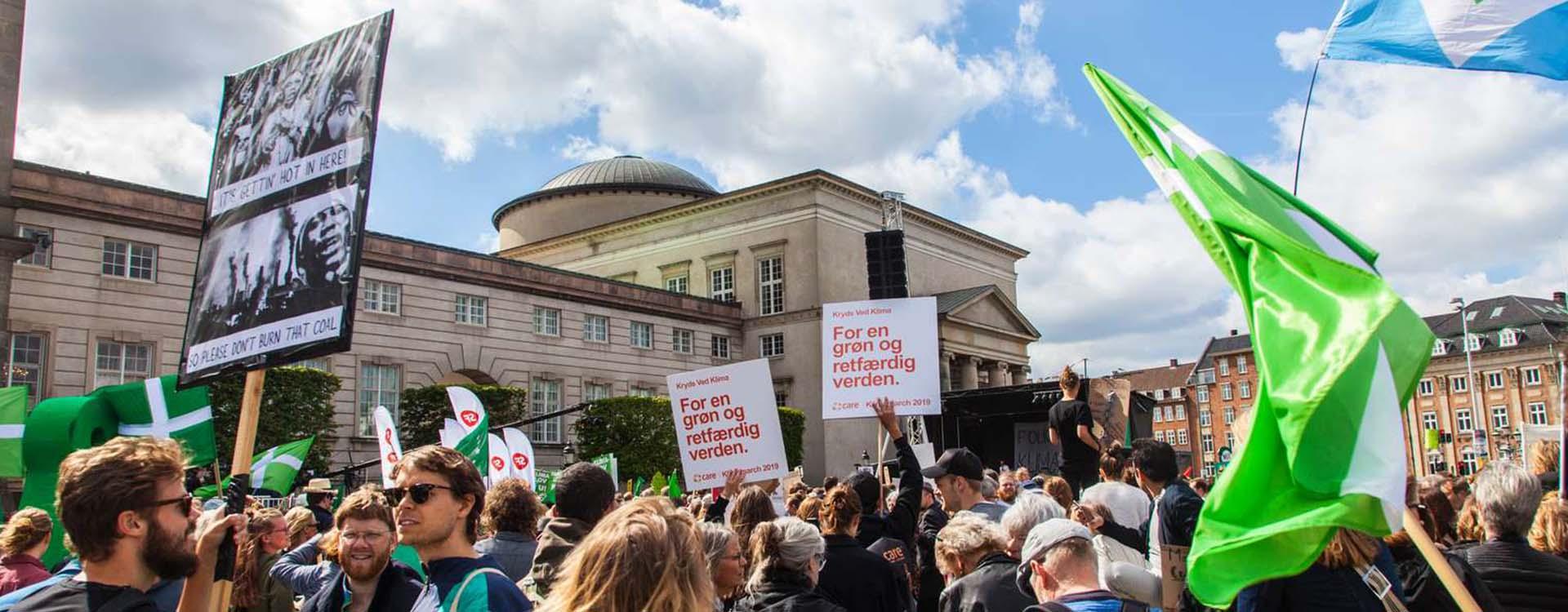 Klima : Fagbevægelsens Hovedorganisation