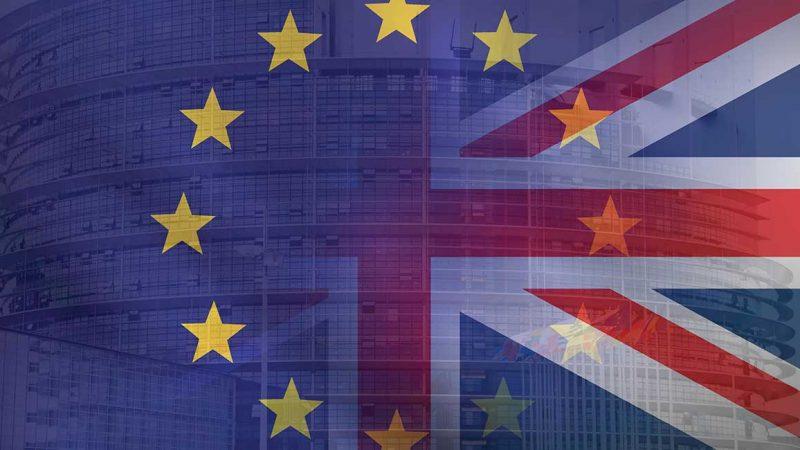 Brexit - nu kommer den